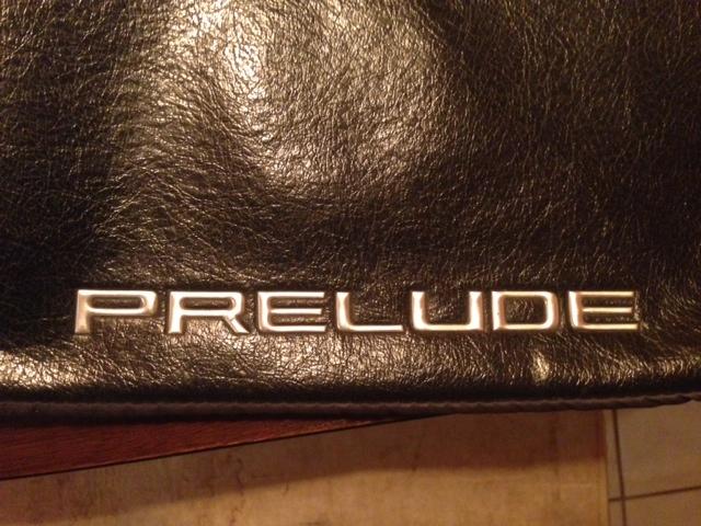 oem 5th gen prelude bra with original box honda prelude. Black Bedroom Furniture Sets. Home Design Ideas