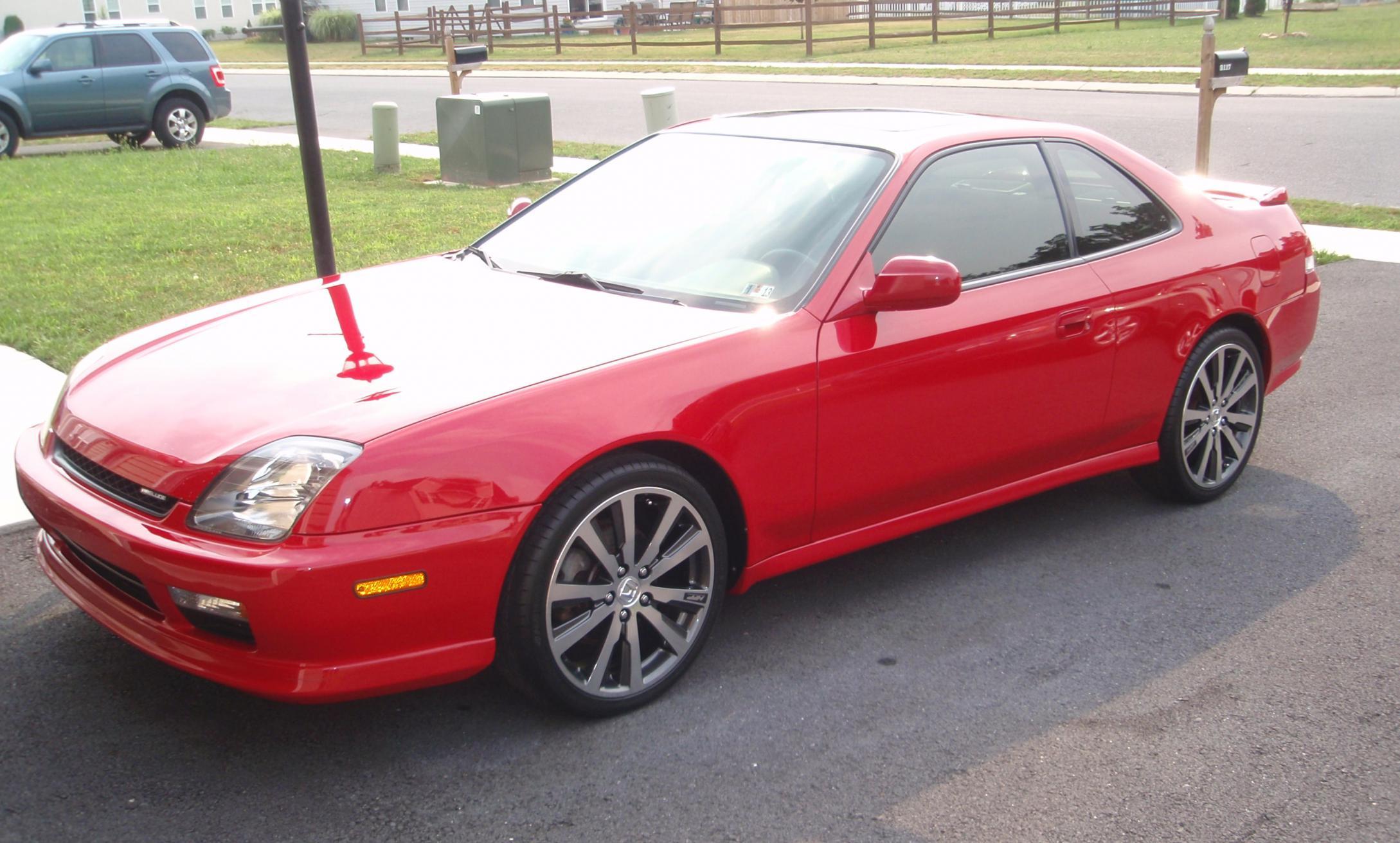 ... FS 2001 Honda Prelude SH Red 60k Manual VTECH-car1.jpg