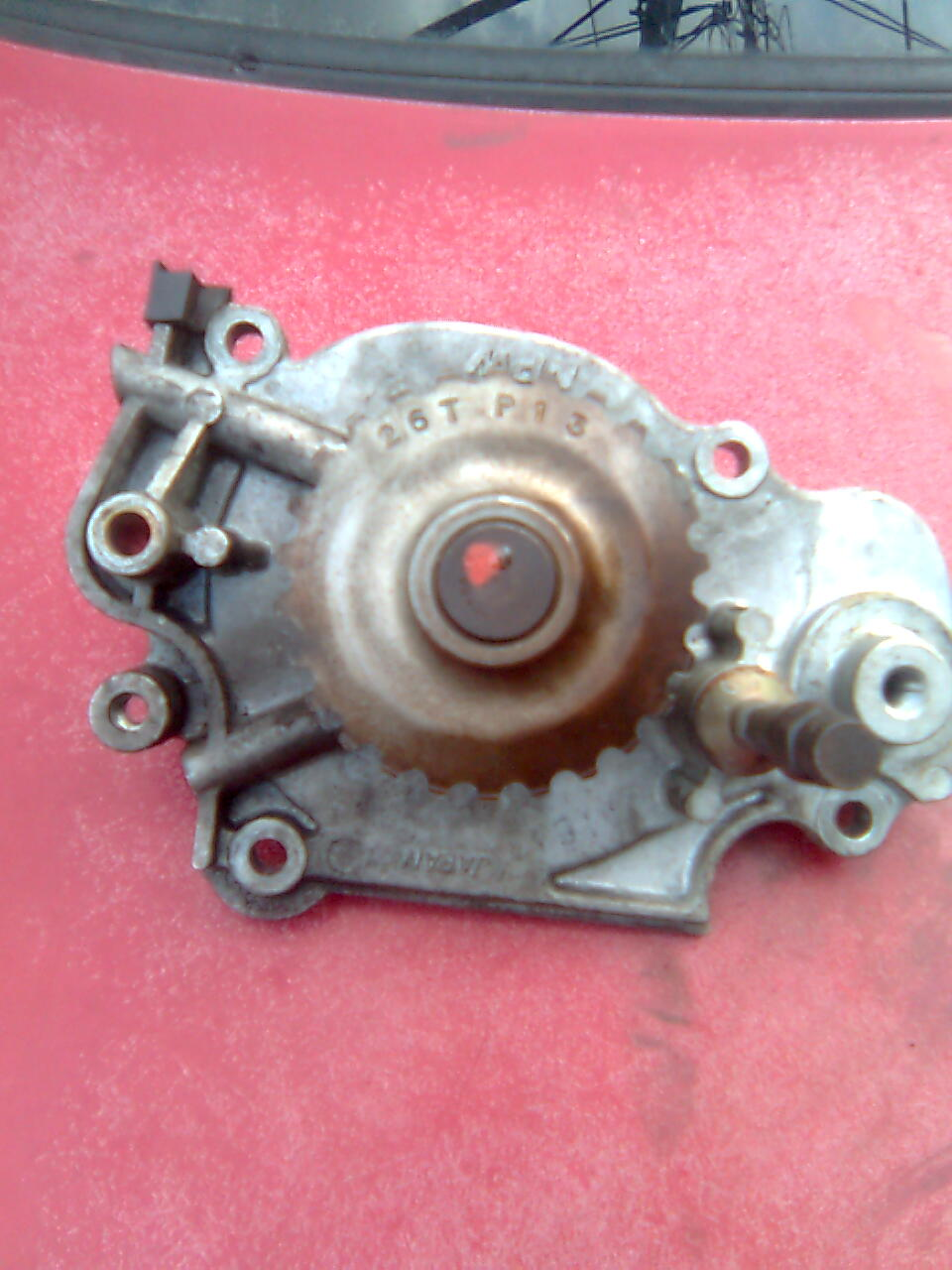Mohegan Lake Motors >> H22 ACT Clutch Setup w/ Flywheel+Water Pump - Honda Prelude Forum
