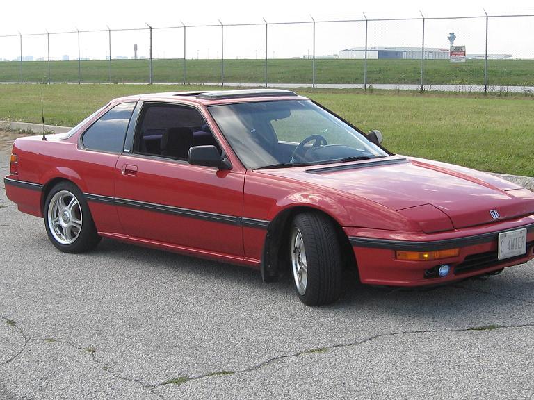 1988 4ws Si - Honda Prelude Forum - Prelude Online.com