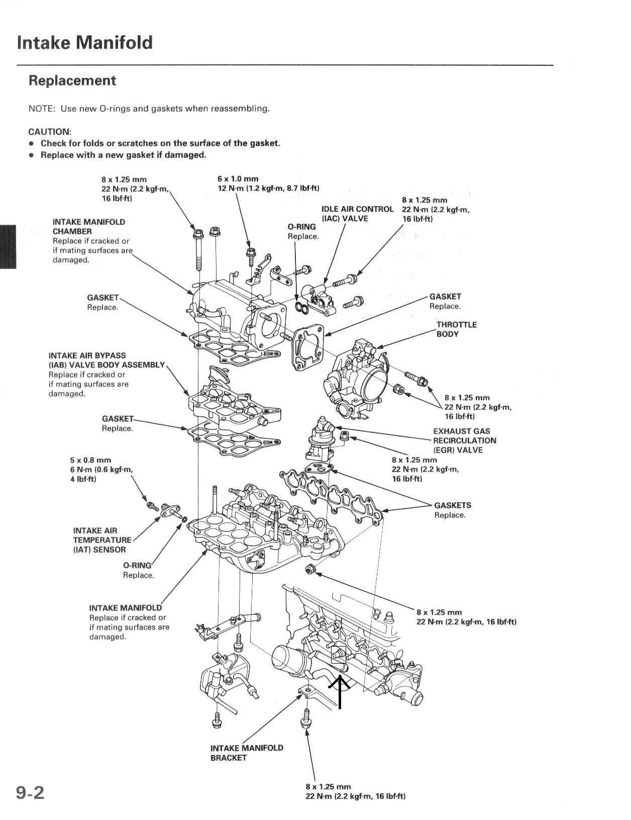 knock sensor replacement - honda prelude forum
