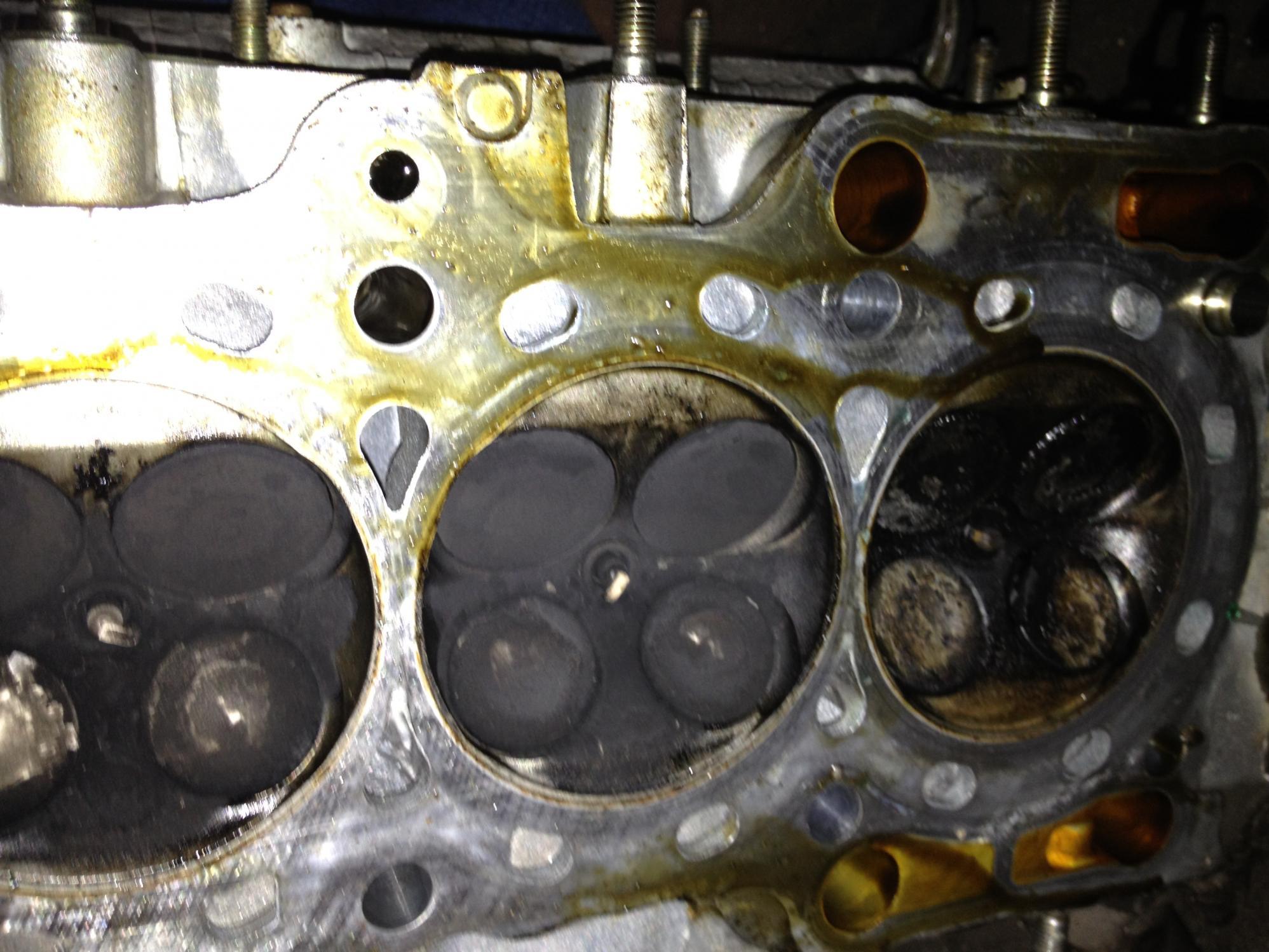 No Compression in Cylinder 4 - Honda Prelude Forum