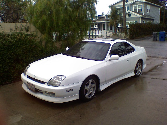 Honda Prelude Wallpaper