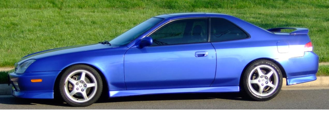 Wtb Oem 5th Gen Body Kit Honda Prelude Forum