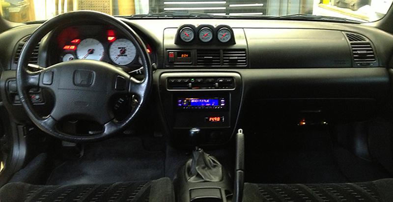 For Sale 1999 Honda Prelude Type Sh W  Jrsc Kit