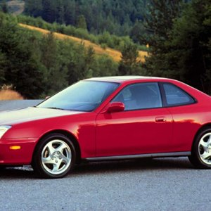 Honda Prelude Pictures